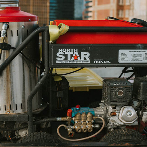 hot water pressure washer leeds al